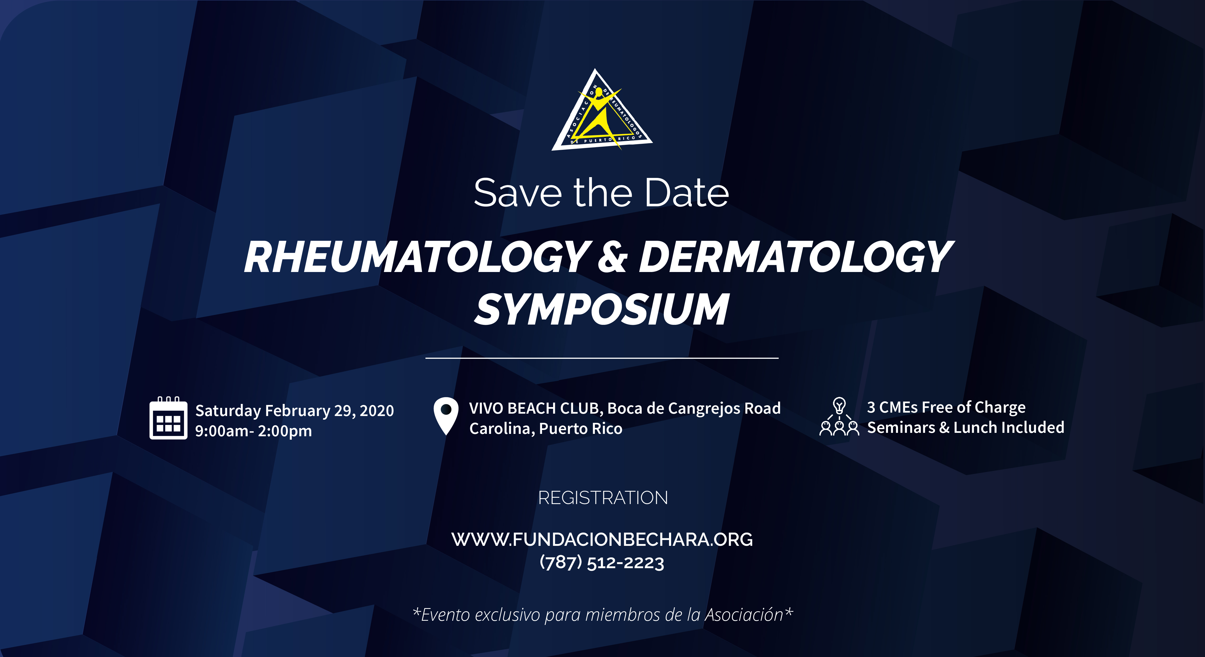 RHEUMATOLOGY & DERMATOLOGY SYMPOSIUM